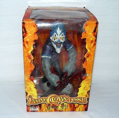 "Insane Clown Posse Hell's Pit 8"" Action Figure Horrorcore Hard Core Hip Hop"