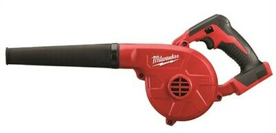 Blower Compact 3spd 18v 100cfm, Single, PartNo 091-13050, by Milwaukee Elec Tool