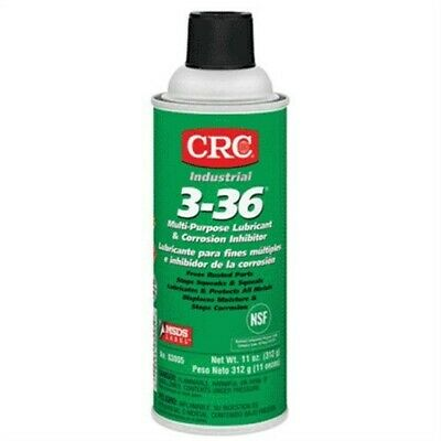 Multipurpose Lubricant, Single, PartNo 3007, by Crc Industries