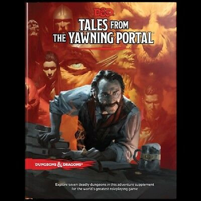 Dungeons & Dragons D&D 5E Campaign Book Tales from the Yawning Portal (New)