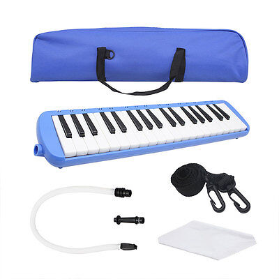 37 Keys Melodica Pianica Musical with Carrying Bag Students Beginners Kids