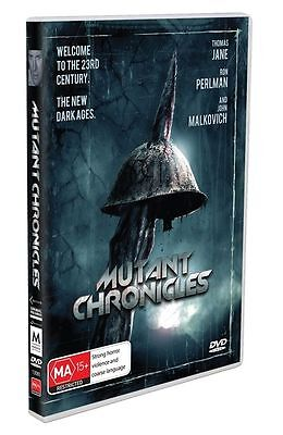 Mutant Chronicles (DVD, 2009) Brand New, Genuine & Sealed  - Free Postage D56