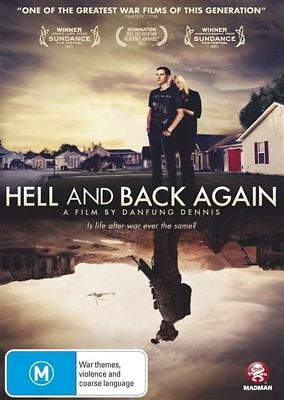 Hell And Back Again (DVD, 2012) Brand New, Genuine & Sealed  - Free Postage D56