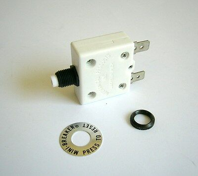 Series 16 Mechanical  Products 15 Amp Circuit Breaker 1680-037-150