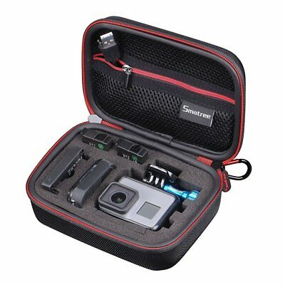 Smatree Compact Carrying Case for GoPro Hero 5 4 3+ 3 2 1 Camera