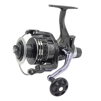Spincasting Fishing Reel Large Capacity Saltwater Fishing Bait Spinning Reels