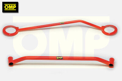 Omp Upper & Lower Strut Brace Ford Fiesta Mk4 Zetec