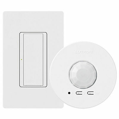Lutron Maestro MRF2-1S8A-1OC - Wireless RF Switch and Ceiling Sensor