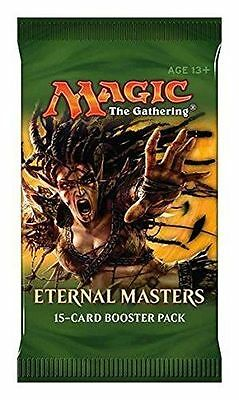 Magic the Gathering Eternal Masters Booster RARE New Sealed 1x pack