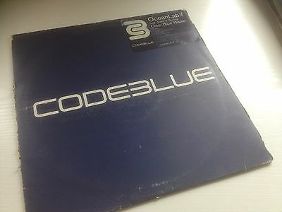 "Oceanlab - Clear Blue Water - Ibiza Trance Hardhouse 12"" Vinyl Record Dj"