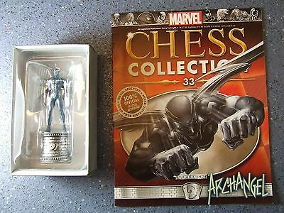 Marvel Chess Collection no.33 Archangel White Knight