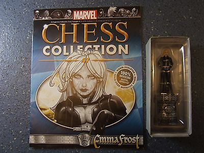 Marvel Chess Collection no.47 Emma Frost White Queen