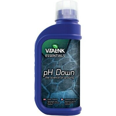 Vitalink PH Down Water Stabiliser 250ml / 1L 1 litre 1 ltr Free Delivery
