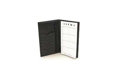 WAITER WAITRESS SERVER BOOK ORGANIZER WALLET THE MOBILE OFFICE w/ GUEST CHECK
