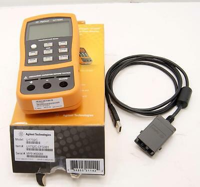 Agilent U1732C Handheld LCR Meter With   U5481A USB Interface Cable