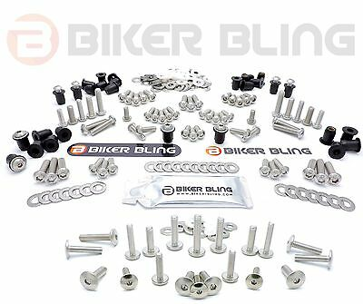 563 PCS Ducati Universal motorcycle frame fairing bolts / rubber grommet nuts
