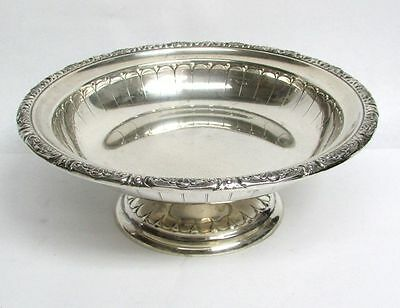 """Wonderful Towle """"By Towle"""" Sterling Silver Pedestal Bowl"""