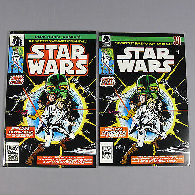 Star Wars 2006 Dark Horse Tpb Comic Book Issue #1 Anh Complete Story Plus Bonus