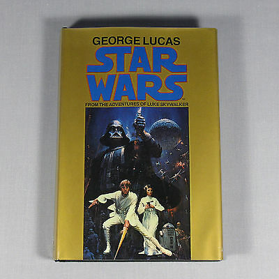 """Star Wars: From The Adventures Of Luke Skywalker """"scarce"""" 1St Edition Retail Hc"""