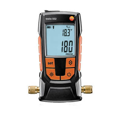 Testo 552 Digital Micron Gauge with Bluetooth