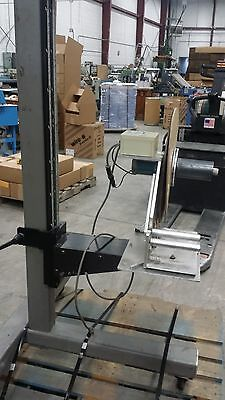 label aire stand alone Rewinder Model 60