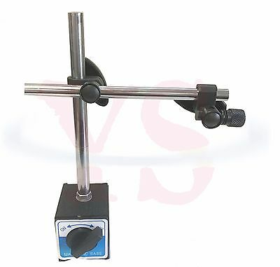 "Ystool 18"" Large Magnetic Base Test Dial Indicator Holder  New"