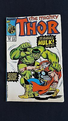 The Mighty THOR #385 Thor vs. Hulk (Stan Lee) HUGE THOR Selection in Store