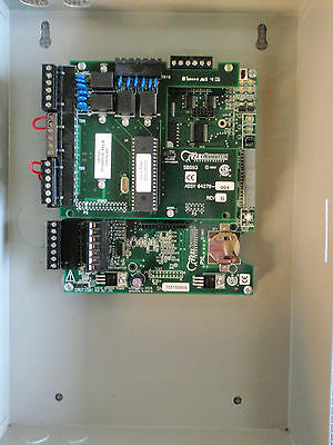 Keri Systems PXL-500W Tiger Door Access Control Board With SB-593 Satellite