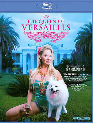 The Queen of Versailles (Blu-ray Disc, 2012) NEW SEALED