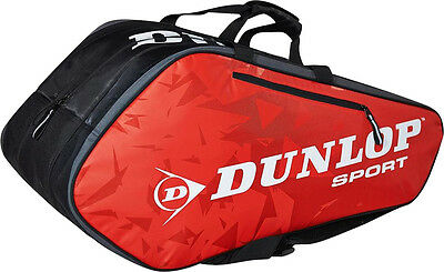 Dunlop Sports Racquet Storage Holdall Luggage Squash Tour Backpack Bag