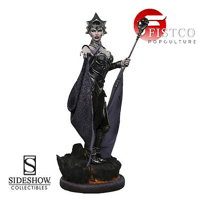 MASTERS OF THE UNIVERSE - Evil-Lyn Statue (Sideshow)