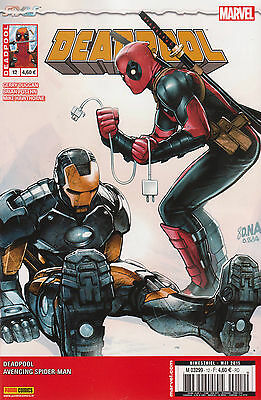 DEADPOOL N° 12 Marvel 4ème Série COMICS Panini