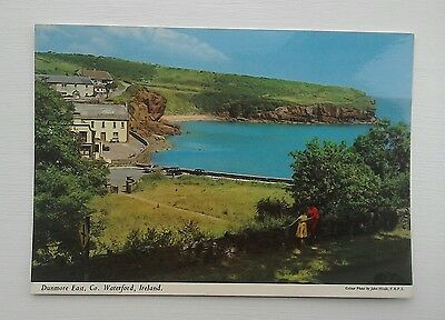 Dunmore East Co Waterford Ireland postcard unposted