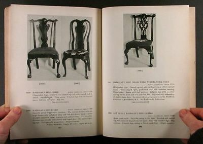 Antique Pennsylvania Furniture & Americana- the 1922 Jacob Paxson Temple Catalog
