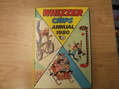 THE WHIZZER and CHIPS ANNUAL 1980