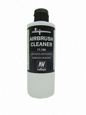 Vallejo 71.199 Model Air 199 Airbrush Cleaner /Reiniger 200 ml (100ml=3,45€) NEU