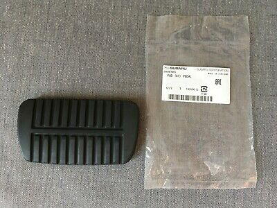 Subaru Genuine Brake Pedal Pad Cover for BRZ//Forester//Impreza//Legacy//Tribeca//XV