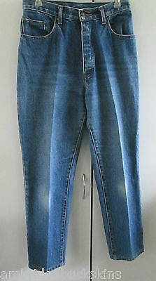 Tactics Blue Denim Jeans Size 10 Childrens Made In Australia