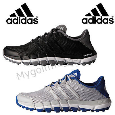 Adidas 2017 Climacool ST Golf Shoes - lightweight spikeless dimple summer shoe