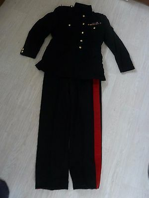 Vintage Two Piece Royal Engineers Dress Uniform