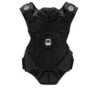Atlas Brace Guardian Body Protection S/M Black Vest Only GPL-01-010