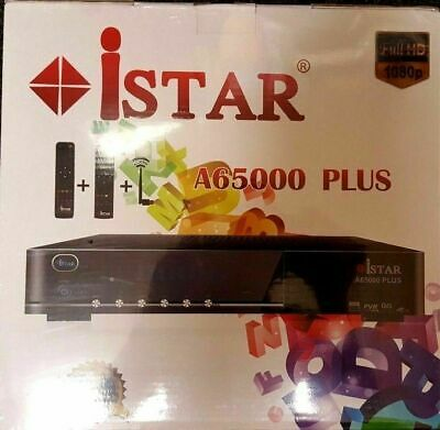 istar korea A8000 With 6 Months Free Online tv