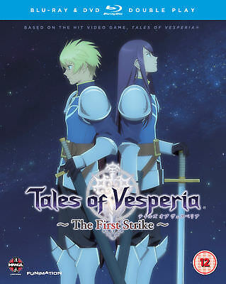 Tales Of Vesperia: The First Strike Blu-Ray/DVD Double Play (Blu-ray)
