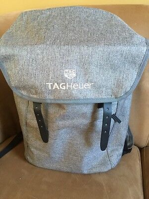 Rare Baselworld 2017 Tag Heuer Backpack Year Of The Autavia Release. New!!