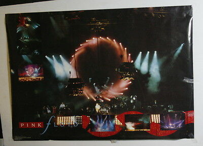Pink Floyd – 1989 Live In Venice Poster