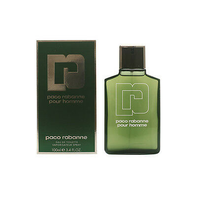 Perfume Paco Rabanne hombre PACO RABANNE HOMME edt vaporizador 100 ml