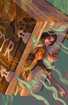 Buffy the Vampire Slayer Season 10 3 Main Cover