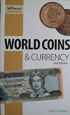 Vintage World Coins Paper Money Price Guide Values Collector's Book