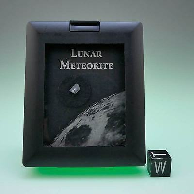 A Genuine Piece of the Moon! Lunar Rock in Display Box
