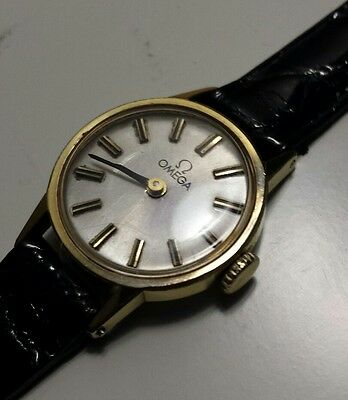 OMEGA - PARTY WATCH VINTAGE '70 orologio lady, SWISS MADE. Oro 18 kt -20 micron.